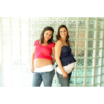 Adaptador Faja Para Embarazo Post-parto Cosas Del Querer
