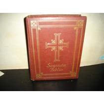 Sagrada Biblia, Nueva Edición Guadalupana De Lujo - 1965