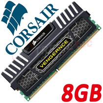 Memoria Ram Ddr3 Corsair Vengeance 8 Gb 1600 Mhz Pc3-12800