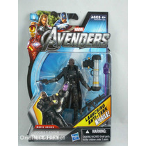 Nick Fury -the Avengers -3.75 Pulgadas