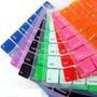 Protector Teclado Macbook Colores Español & Ingles