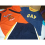2 Camisas Y 1 Short Gap, Oshkosh, Children´s Talla 2t Vjr