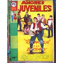 Foto Novela,amores Juveniles,teen Tops,1961