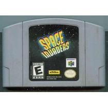 N64 Space Invaders Envio Gratis