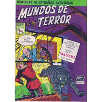 Comics Antiguos Mundos De Terror Numero 1 La Prensa Au1
