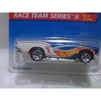 Hot Wheels Set 5 Serie De Chevy 57 Y 55 Clasicos