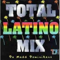 Total Latino Mix Da Madd Dominikans Cd 1a Ed 1996 Bvf