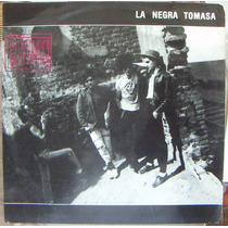 Rock Mex, Caifanes, La Negra Tomasa, Lp 12´, Colombiano