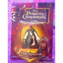 Piratas Del Caribe Figura De Capitan Jack Sparrow