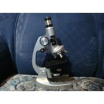 Microroscopio De Metal Marca Tasco