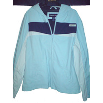 Limited Too Chamarra Impermeable Unisex Talla Xl 10/12 Mn4
