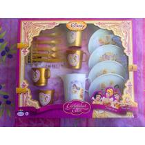 Princesas De Disney Juego De Te De Lujo