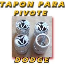 Tapon Pivote De Llanta Para Modelos Dodge - Ram