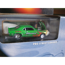 Hot Wheels Camaro Pro Street 1969 Clasico