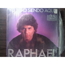 Disco Acetato De Raphaelyo Sigo Siendo Aquel 25 Aniversario