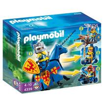 Playmobil 4339 Multiset Caballero Medieval Castill Retromex