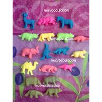 Animales Miniatura De Selva Y Bosque