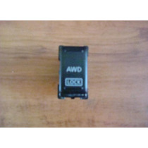 Switch Awd Lock Para Nissan Murano 2004, 2008