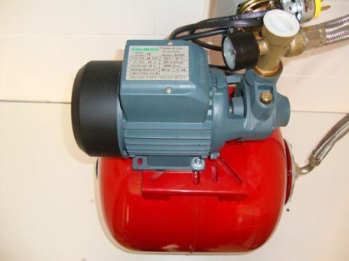 Hidroneum tico shimge con bomba perif rica 3 ba os for Precio de hidroneumatico