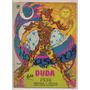 Rar�sima Revista Duda Especial Hor�scopos Ed Posada 1974