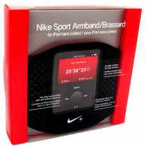 Nike +plus Armband V6 Ipod Nano Video Funda Brazo Apple Mn4