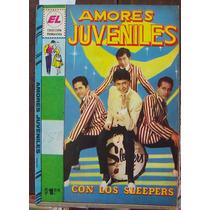 Historieta, Amores Juveniles, Los Sleepers, En Portada