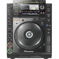 Pioneer Cdj-2000 Multi Player Con Interfaz Midi Cdj2000