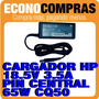 Cargador Laptop Hp Compaq 18.5v 3.5a Pin Central Dv4 Dv5 Dv7