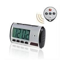 Camara Reloj Espia Con Sensor Movimiento Con Control Hd