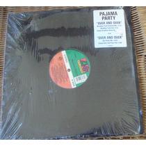 Musica Disco, Pajama Party, Aver And Over, Maxi 12´ Css