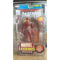 Marvel Legends Daredevil Figure Comic Book Pack