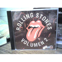Cd Promocional The Rolling Stones Coca Cola Vol. 2
