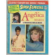 Revista Super Especial Vida Y Triunfos De Angélica María