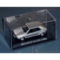 Renault 14 Gts De 1980 En Escala 1:43 De Altaya