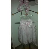 Vestido De Fiesta, Original Y Nuevo Para Niña 2 Años