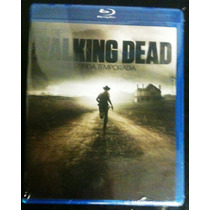 The Walking Dead, Segunda Temporada 2 En Bluray Lbf