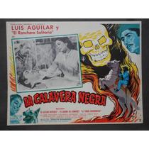 Luis Aguilar El Ranchero Solitario La Calavera Negra Orig