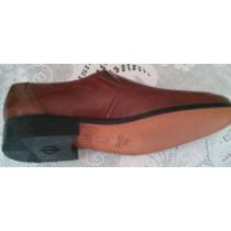Buen Zapato Color Miel Paul Chardo 81/2 Nuevos Corte Cabra
