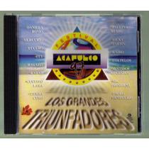 Festival Acapulco 97 Los Grandes Triunfadores Cd Ed 1997 Hwo