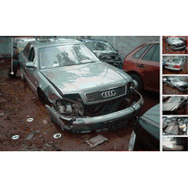 Audi A8 Ó S4 Accidentado Chocado Por Partes