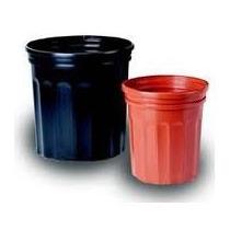 Contenedores De Plastico Soplado Para Árboles De 10 Y 15 Gal