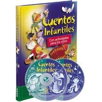 Cuentos Infantiles Oceano C 2 Cd-audio Nuevo!!!