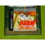 Juego Hamtaro Japones Para Game Boy En Mano.