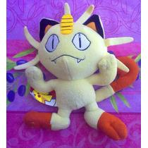 Pokemon Peluche De Meowth