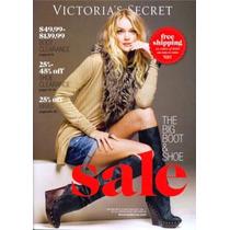 Victorias Secret Moda Catalogo 2011 Botas Zapatos Botines