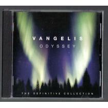Vangelis Odyssey Cd Nacional 1a Edicion 2003 Idd