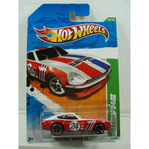 Hot Wheels T Hunt Datsun 240z 62/244 1:64 Metal