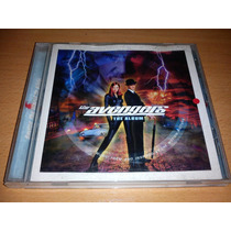 The Avengers Cd Album Muy Raro 1998