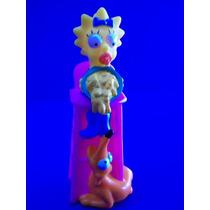 Maggy Los Simpsons Burger King