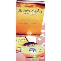 Santa Biblia Reyna Valera 1 Tomo + Cd